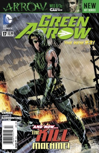 GreenArrow #17